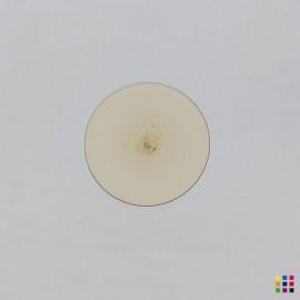 J Roundel 101 pale amber 6cm