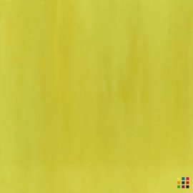 W Opalescent 2-D yellow...