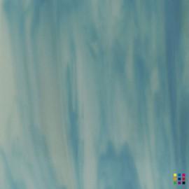 W Opalescent 87-D sky blue...