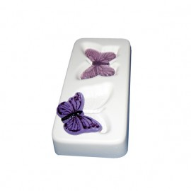 """Butterflies"" mould 18x19cm"