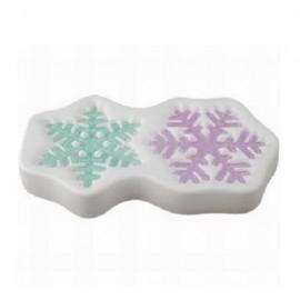 """""""Snowflakes"""" mould 23x13cm"""