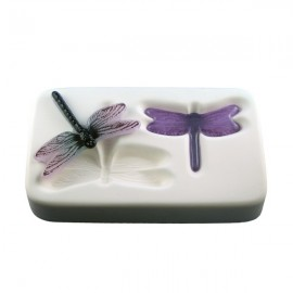 """Dragonflies"" mould 21x12cm"