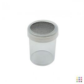 Small jar sieve