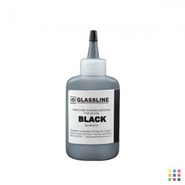 Crayon Glassline GA02 noir 56g