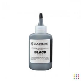 GA02 black Glassline pen 56g