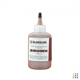 GA11 brown Glassline pen 56g
