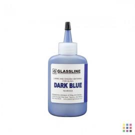 GA04 dark blue Glassline...