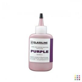 GA14 purple Glassline pen 56g