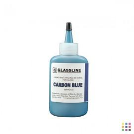 GA25 carbon blue Glassline...