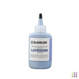 GA21 lavender Glassline pen...