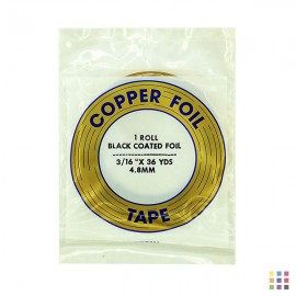 EDCO black adhesive copper...