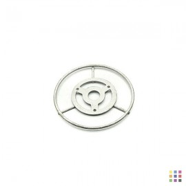 Tin-plated ring 9.8cm