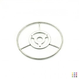 Tin-plated ring 10.5cm