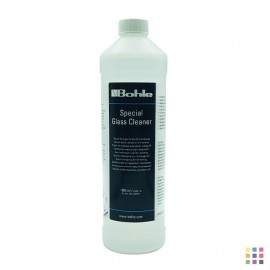 Special glass cleaner fluid...