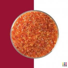 B Frit medium 1122-02 red 140g