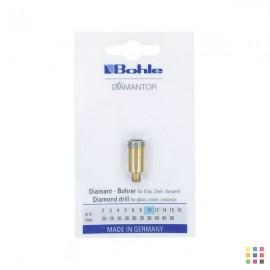 Broca diamantada TGH20 10 mm