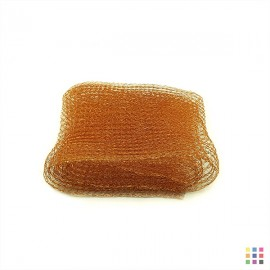 Copper metal mesh 100x13cm