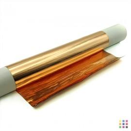 Copper foil 100x32cm