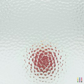 W Hammered 01 clear 82x107cm
