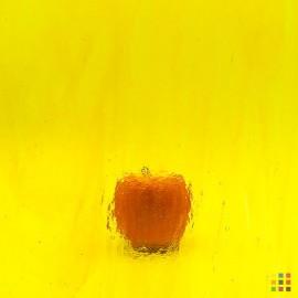 W Streaky 2-LL yellow 82x107cm