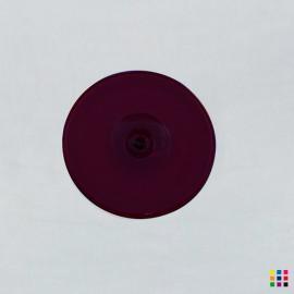 J Roundel 403 dark purple 8cm