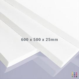 Ceraboard 600x500x25mm