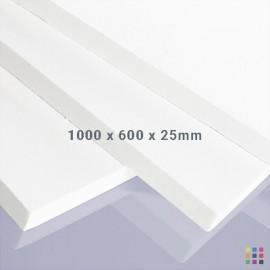 Ceraboard 1000x600x25mm