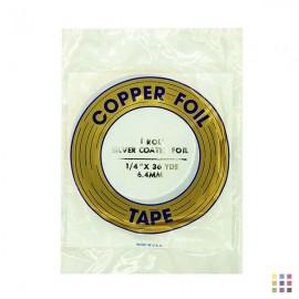 EDCO silver adhesive coper...