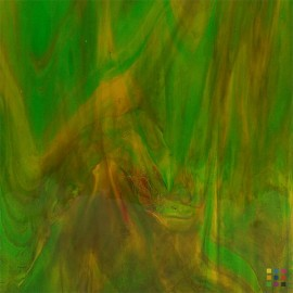 W Wisspy WO-709 green and...