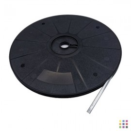 Oval adhesive lead 6mm -...