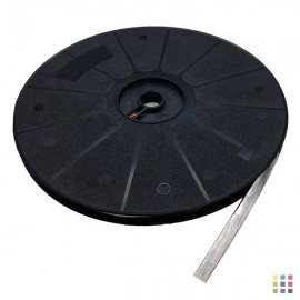 Oval adhesive lead 9mm -...