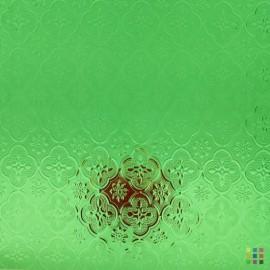 Green Moorish 30x30cm