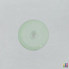 J Roundel 202 light green 6cm