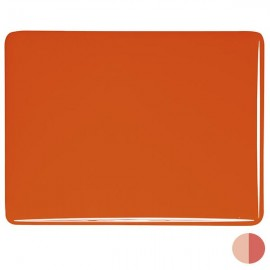 B Opalescent 0125-30 orange...