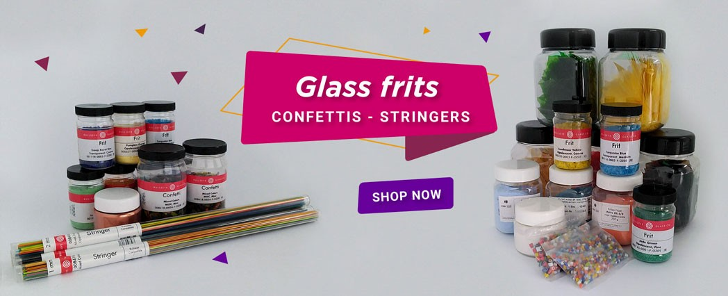 Frits, confettis, stringers